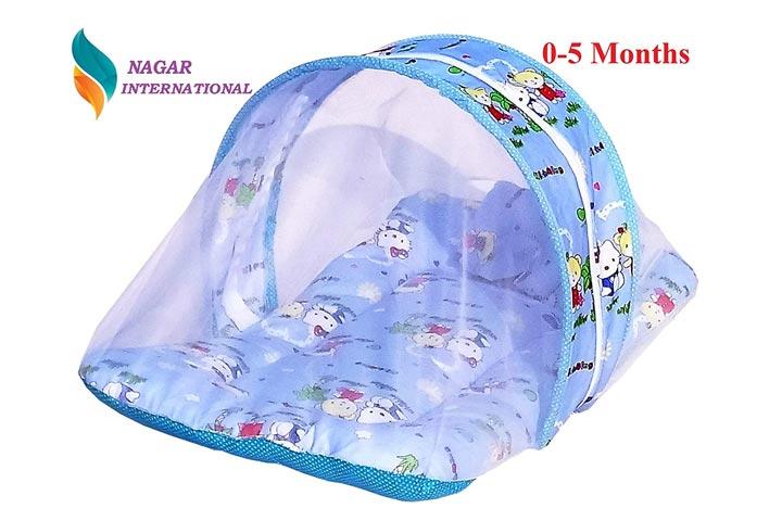 Nagar International Baby Cotton Fabric Bedding Set