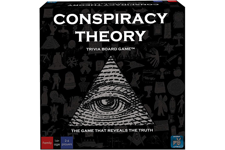Neddy Games Conspiracy Theory