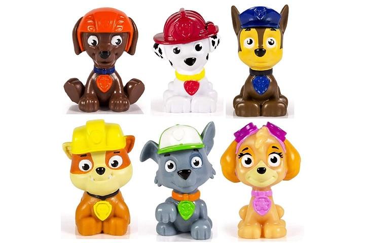 Nickelodeon Paw Patrol Mini Figures