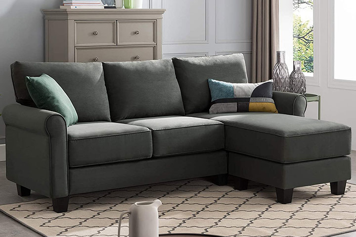 Nolany Reversible Sectional Sofa