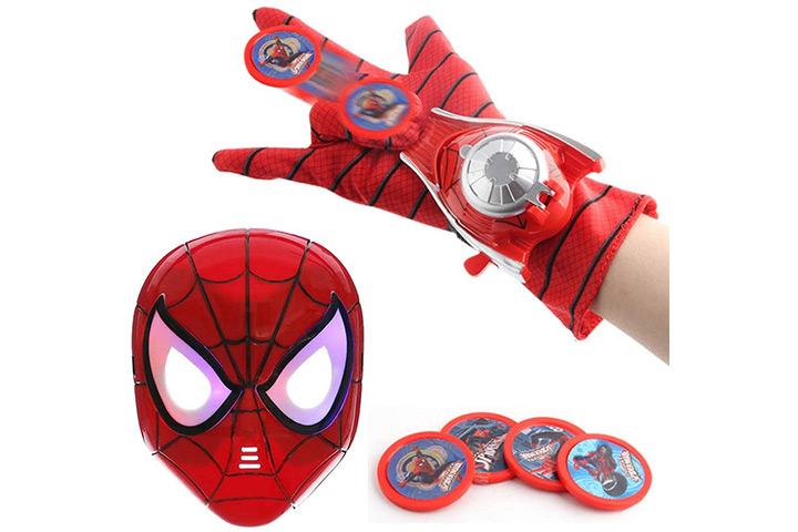 O3 Kids Toy Spider-Man Mask
