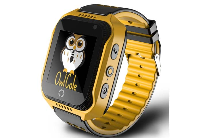 Owl Cole Smartwatch For Kids