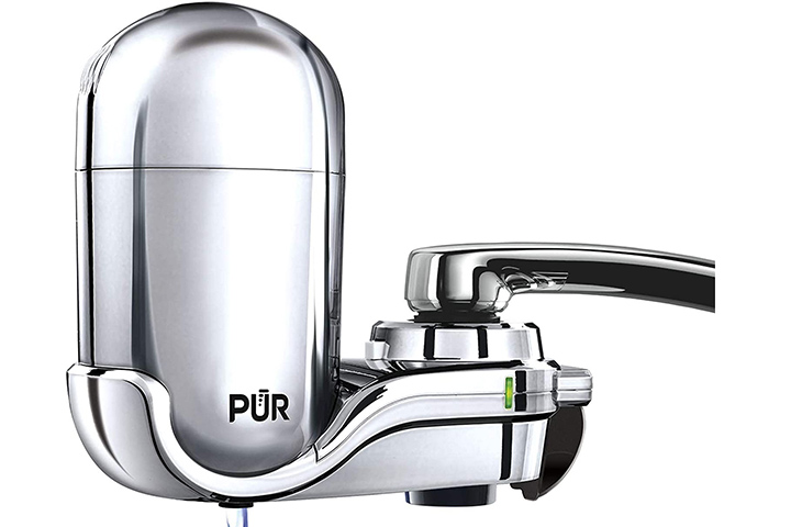 PUR FM-3700 Advanced Faucet Water Filtration System
