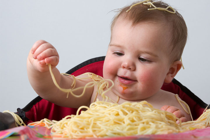 Pasta For Babies