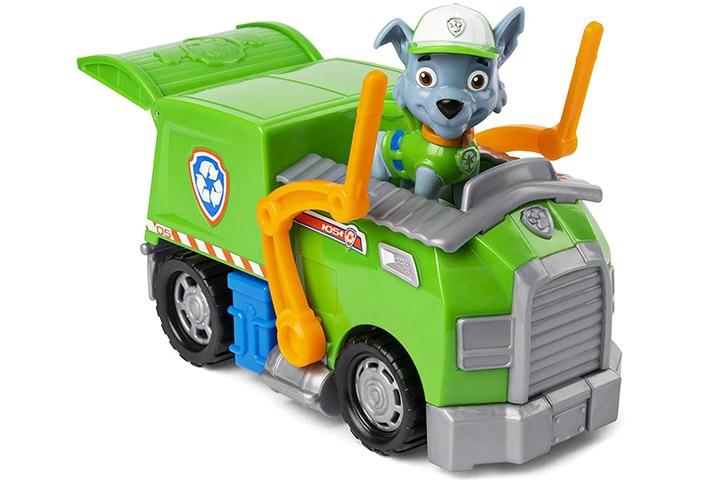 Paw Patrol Basic VehicleRocky Toy