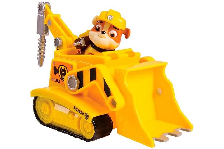 Paw Patrol Basic VehicleRubble Toy