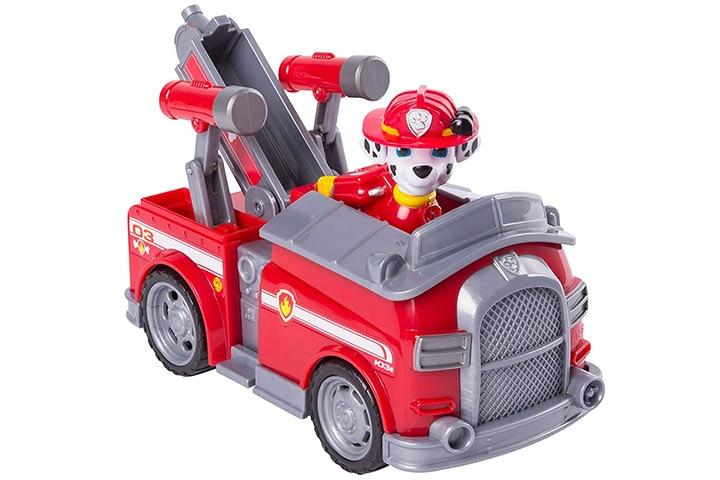 Paw Patrol Chase's Transforming Police Cruiser