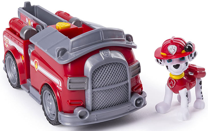 Paw Patrol Marshall's Transforming Fire Truck