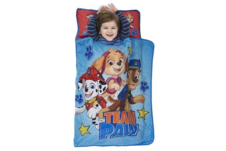 Paw Patrol Toddler Nap Mat
