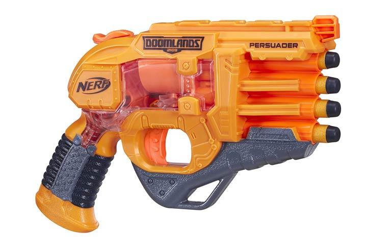 Persuader Nerf Doomlands Toy Blaster