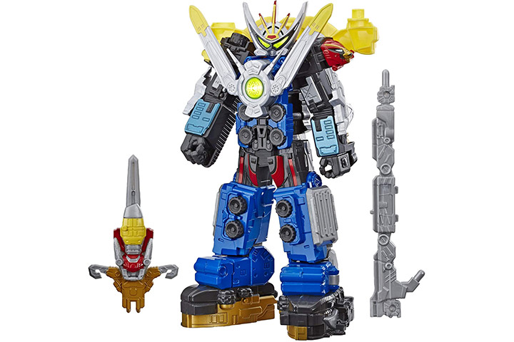 Power Rangers Beast Morphers Beast-X Ultrazord Toy