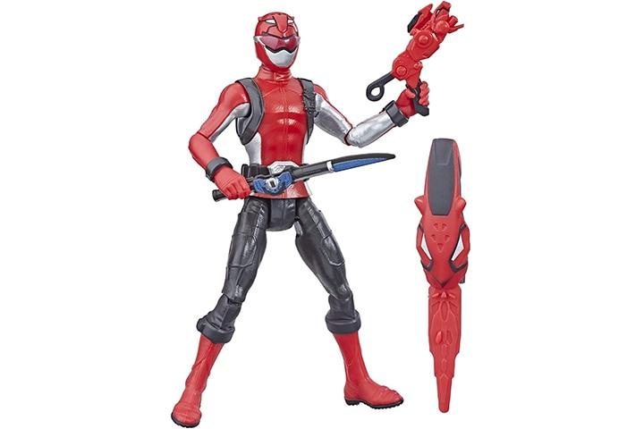 Power Rangers Red Ranger Toy