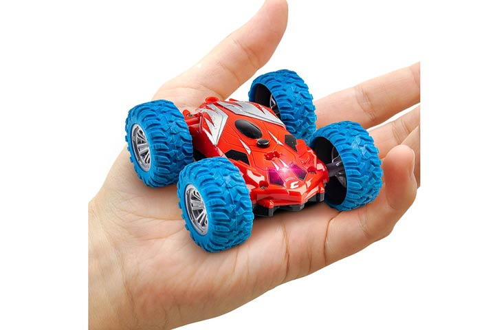 Power Your Fun Cyclone Mini Remote Control Toy