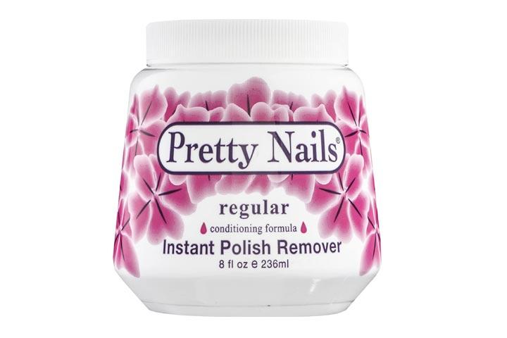 Pretty Nails Nail Polish Remover