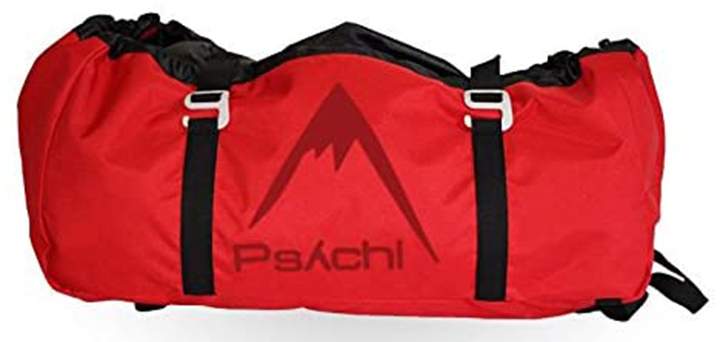 Psychi Rock Climbing Rope Bag with Ground Sheet