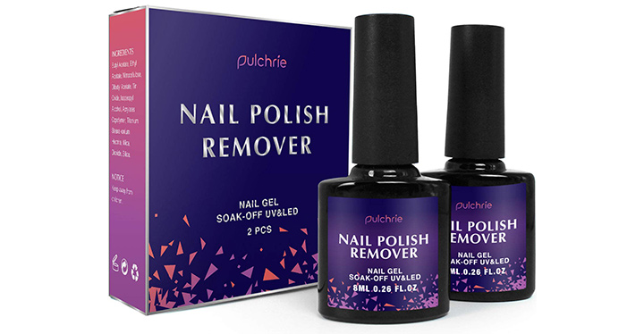 Pulchrie Magic Nail Polish Remover