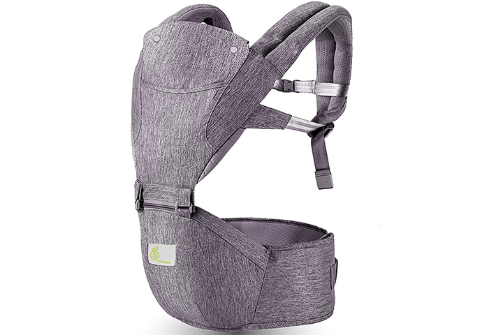 R for Rabbit Upsy Daisy Cool Hip Seat Baby Carrier