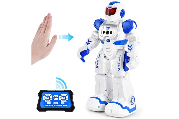 Rainbrace Remote Control Toy Robot