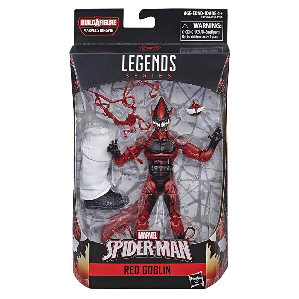 Marvel Red Goblin