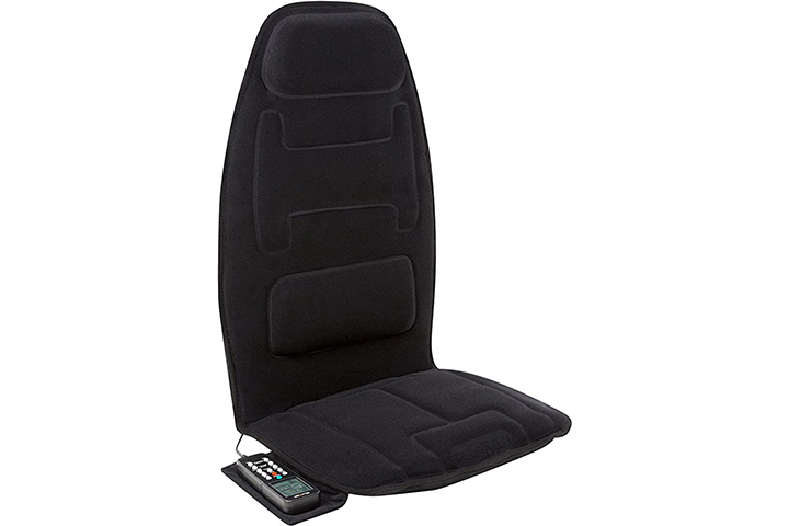 Relaxen 10-Motor Massage Seat Cushion