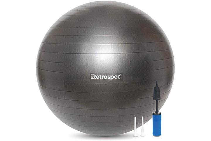 Retrospec Luna Exercise Ball