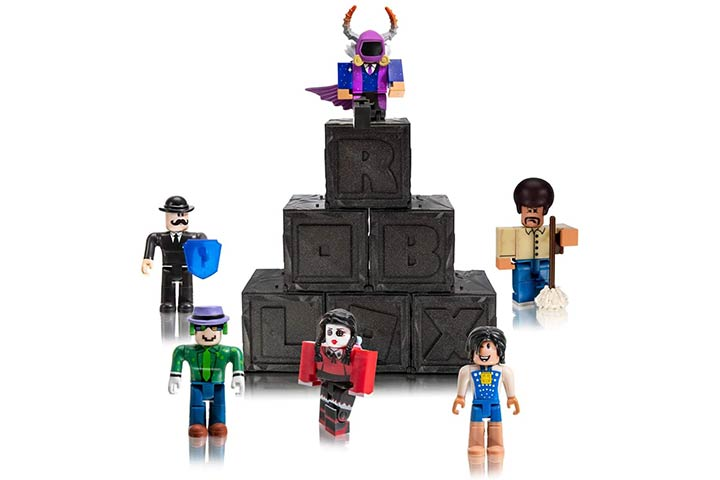 Details About Roblox Celebrity Figure 2 Pack The Clouds Flyer And The Golden Bloxy Award 15 Best Roblox Toys In 2020
