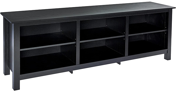 Rockpoint Argus Wood TV Stand