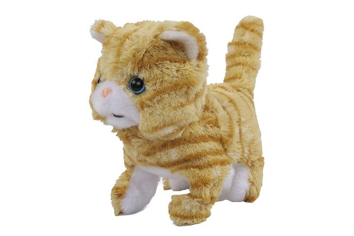 Rowan Movers & Shakers Scottish Fold Plush Soft Cat Toy