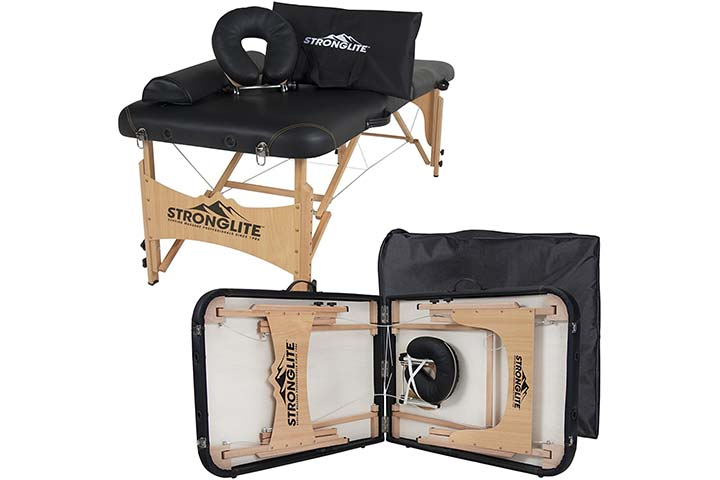 STRONGLITE Portable Massage Table Package