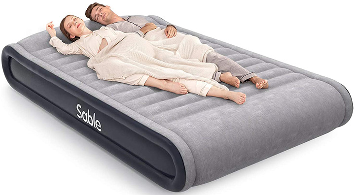 Sable Air Mattresses Queen Size Inflatable Air Bed
