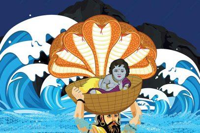 श्री कृष्ण की जन्म कथा | Shri Krishna Janm Katha