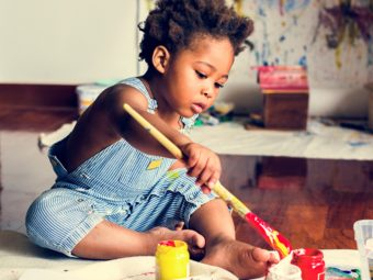 9 Simple And Fun Ways To Teach Your Child About Colors