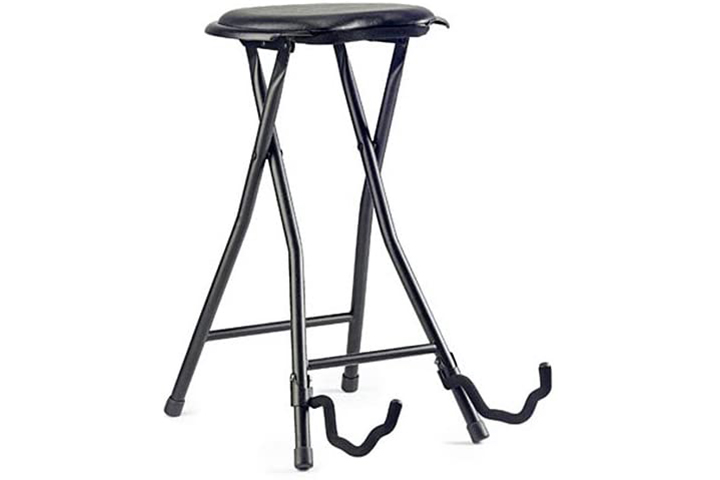 Stagg Foldable Stool With Built-In Guitar