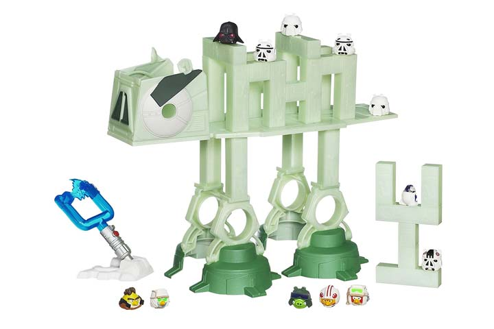 Star Wars AT-AT Angry Birds Battle Game