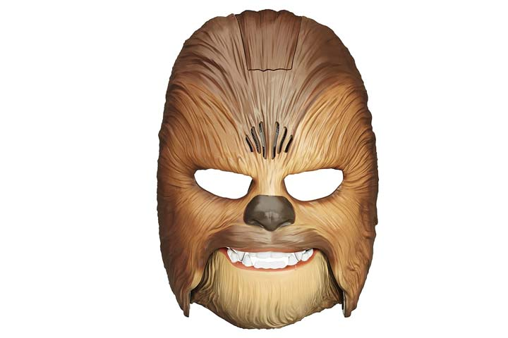 Star Wars Roaring Chewbacca Wookiee Sounds Mask