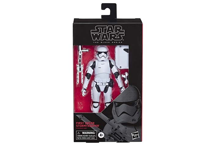 Star Wars The Last Jedi Collectible Stormtrooper Figure