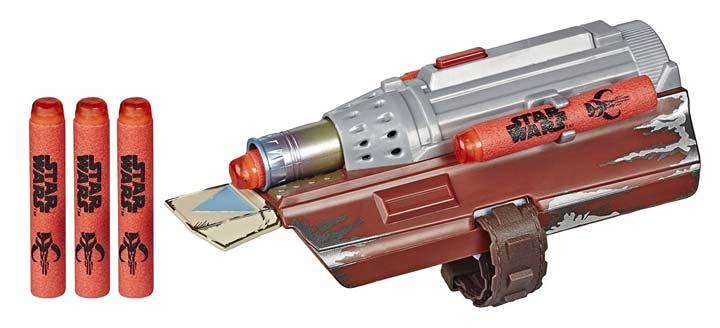 Star Wars The Mandalorian Rocket Gauntlet