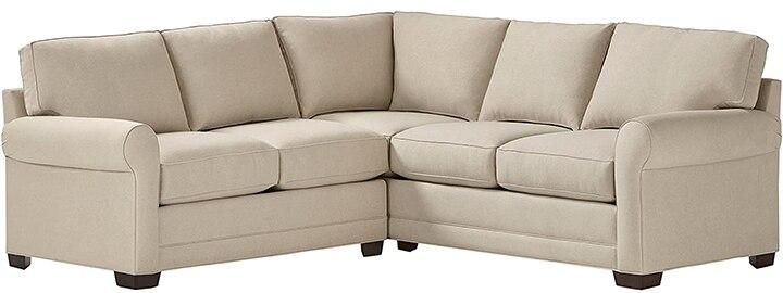 Stone & Beam Kristin Performance Fabric Sectional Sofa