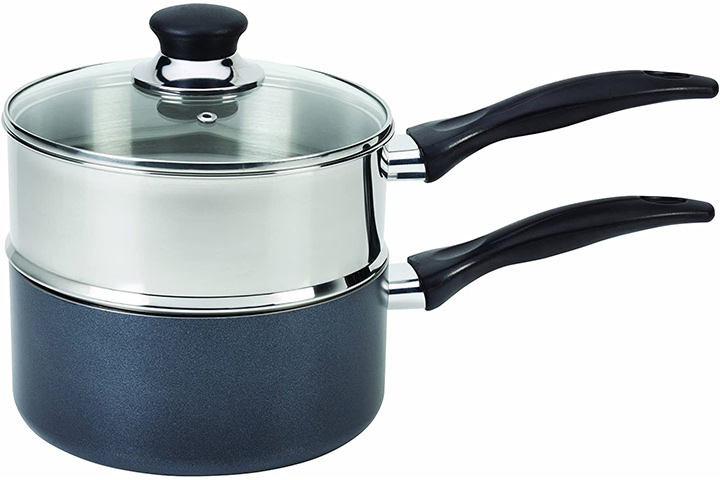 T-Fal Stainless Steel Double Boiler