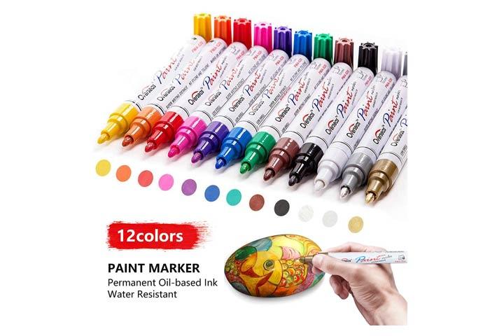 TFIVE Overseas Paint Pens