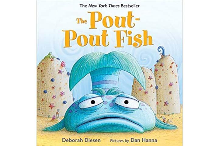 The Pout-Pout Fish by Deborah Diesen-1