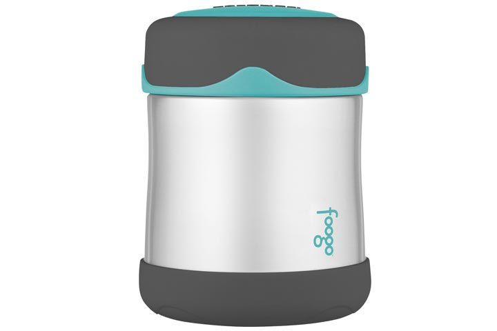 Thermos Foogo Vacuum Insulated Stainless Steel Good Jar