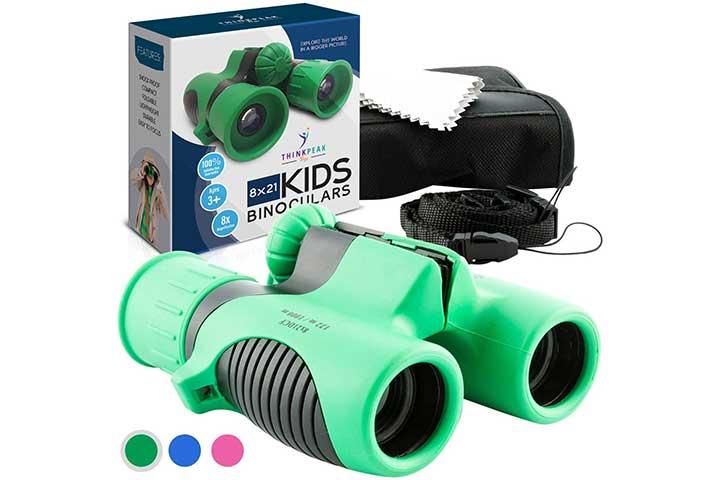 Thinkpeak Toys Binoculars for Kids