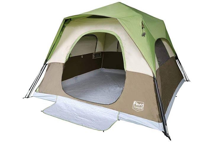 Timber Ridge Camping Tent