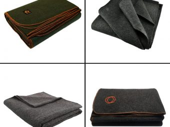 13 Best Wool Blankets Of 2021