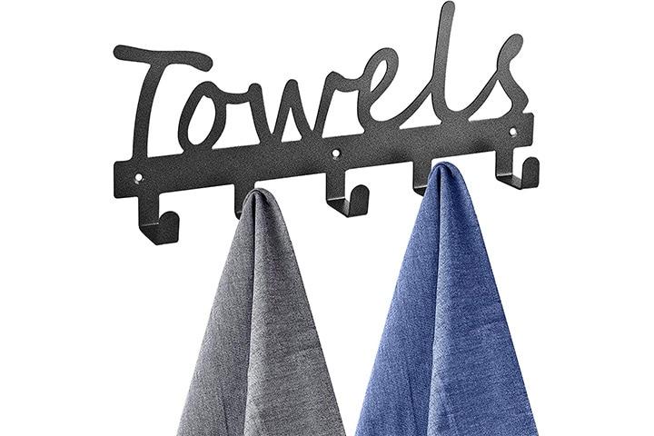 Topspeeder Towel Rack