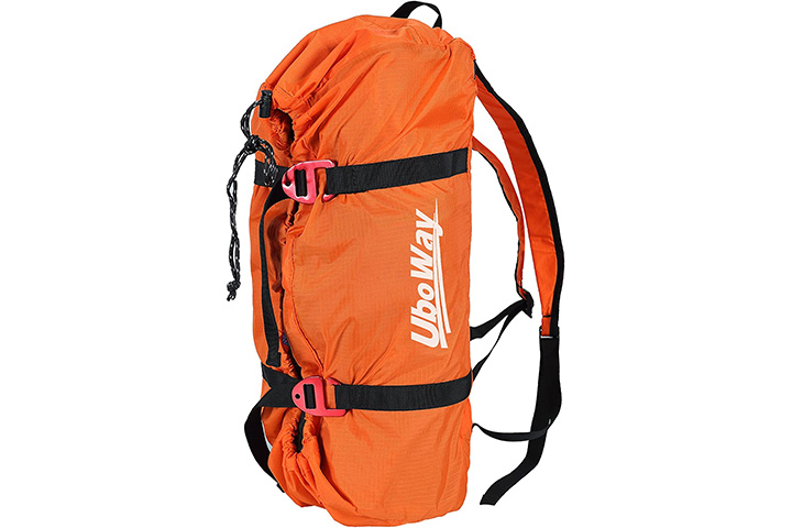 UBOWAY Rock Climbing Rope Bag