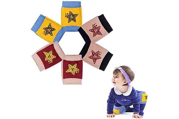 Unisex Baby Crawling Knee Pads