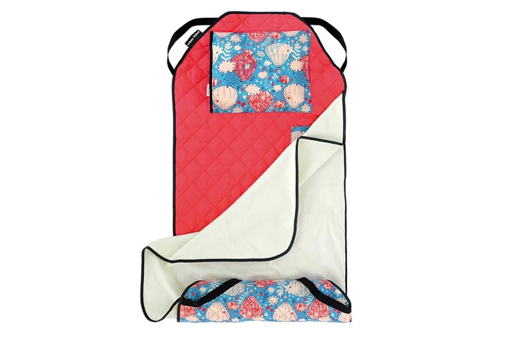 Urban Infant All-In-One Nap Mat