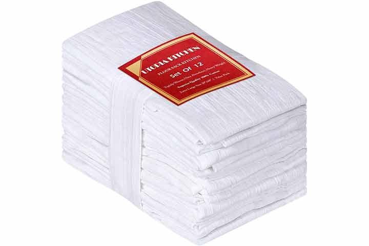 Utopia Kitchen Flour Sack Dish Towels